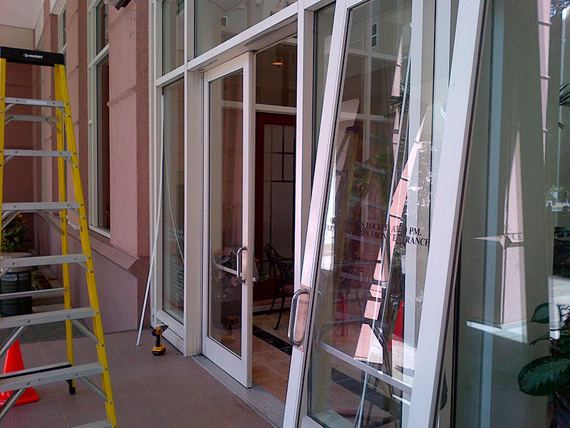 Commercial and Steel Doors