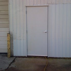 Commercial and Steel Doors, Houston