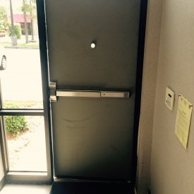 Houston Commercial Steel Doors