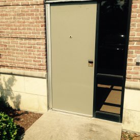 Commercial Steel Doors, Houston, TX