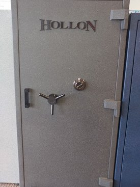 Hollon TL-15 Custom Gun Vault