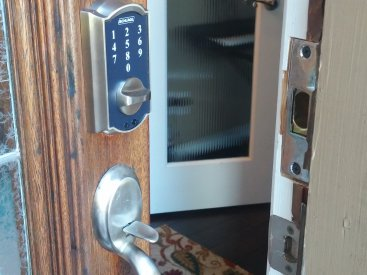 Home Security Door Locks, Houston